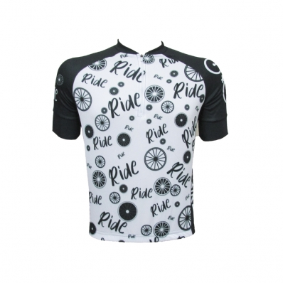 CAMISA CICLISMO BIKE RIDE - UNISSEX